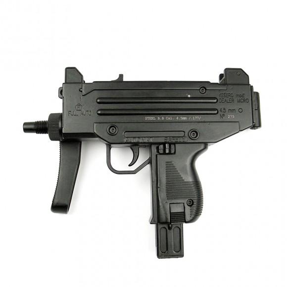 Пневматичний пістолет MICRO D.UZI 4.46 BB