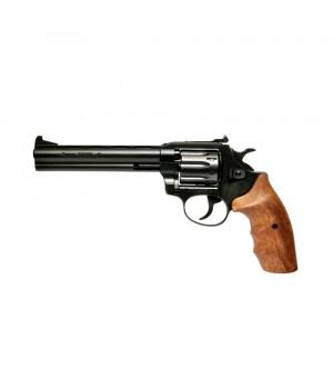 """Револьвер під патрон Флобера SNIPE-6""""- горіх"""