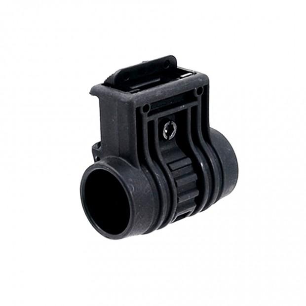 Крепление TDI type для ЛЦУ или фонаря, ø-25.4 мм