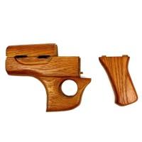 Комплект дерев'яних накладок для AK [UK]