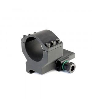 Кріплення (моноблок) для ліхтаря, ø-30 мм [ASG]