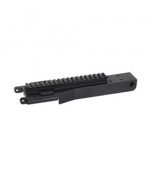 Кришка ствольної коробки для M249 з RIS планкою [PJ]