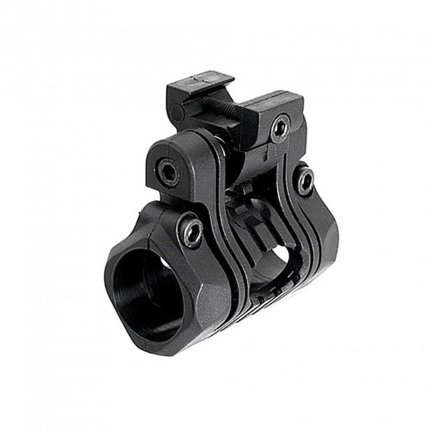 Кріплення 5-ти позиційне для ліхтаря, ø-25.4 мм