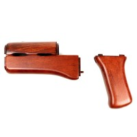 Комплект дерев'яних накладок для AK-47S [SRC]
