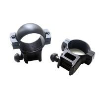 Кільця K-16 для оптики, ø-30 мм, високі