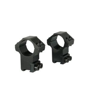 Кольца K-02 для оптики, ø-25.4 мм, высокие