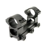 Кріплення (моноблок) для оптики, ø-25.4 мм, h-57 мм, на Weaver/Picatinny