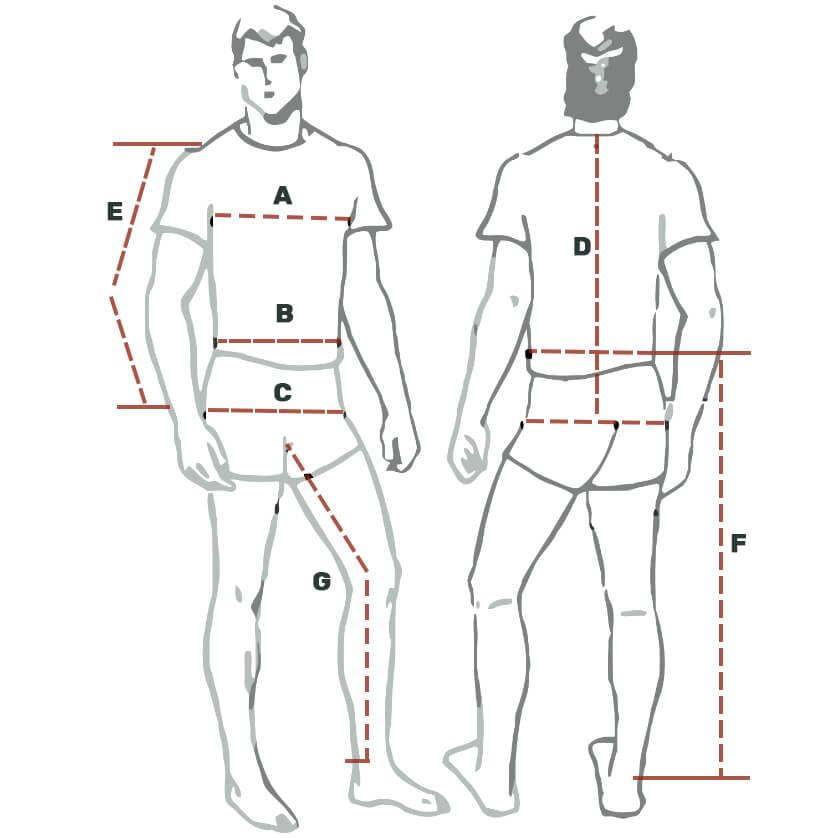 Як правильно визначити розмір одягу